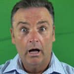 Man looks shocked; have you heard this chiropractic myths?