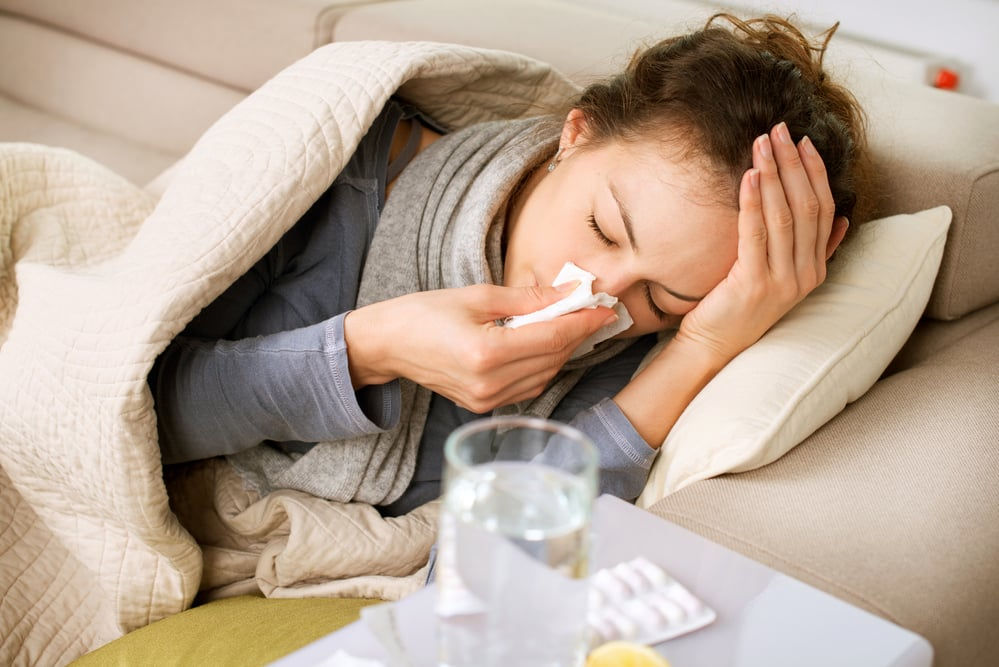 Thoughts on the Flu Shot, Natural Cold and Flu Treatment and Prevention